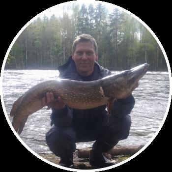 Erä's Pete kalastus